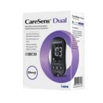 ketoonide mõõtmine CareSens Dual glükomeeter